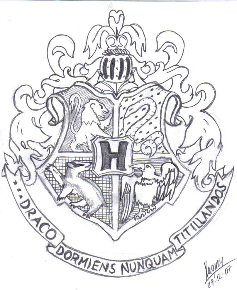 hogwarts by naginyblack on deviantart