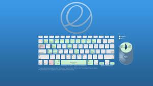 Wallpaper hotkeys for elementary OS version 2