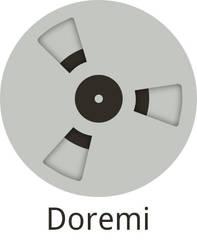 Doremi Icon for music app