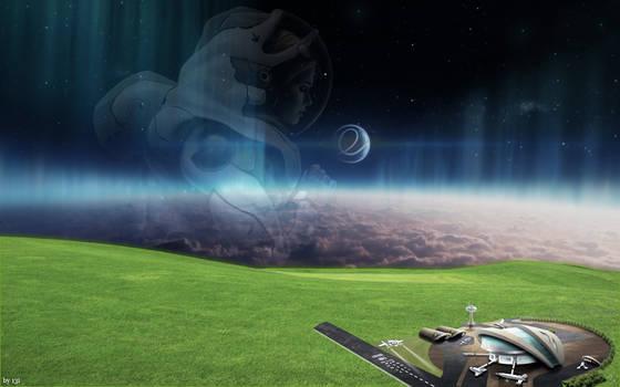 Sky Wallpaper for elementary OS