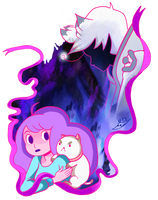 Bee and Puppycat, The Thief. by HipsterAnt
