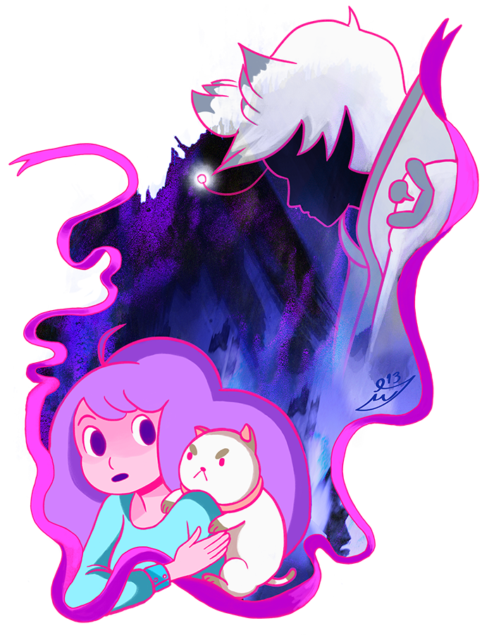 Bee And Puppycat The Thief By HipsterAnt