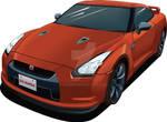 Nissan Skyline GTR Vector