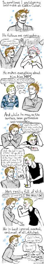 Edward Cullen Adventures pg. 1
