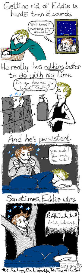 Edward Cullen Adventures pg. 2