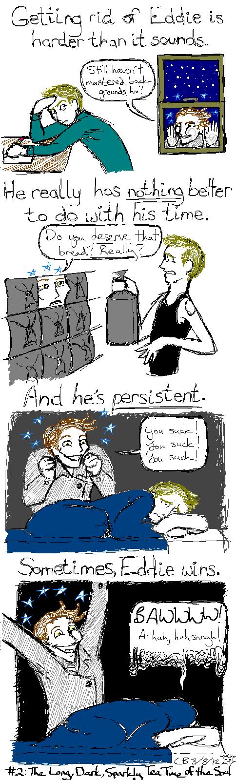 Edward Cullen Adventures pg. 2 by BaaingTree