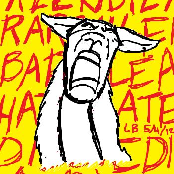 Drama  Llama by BaaingTree