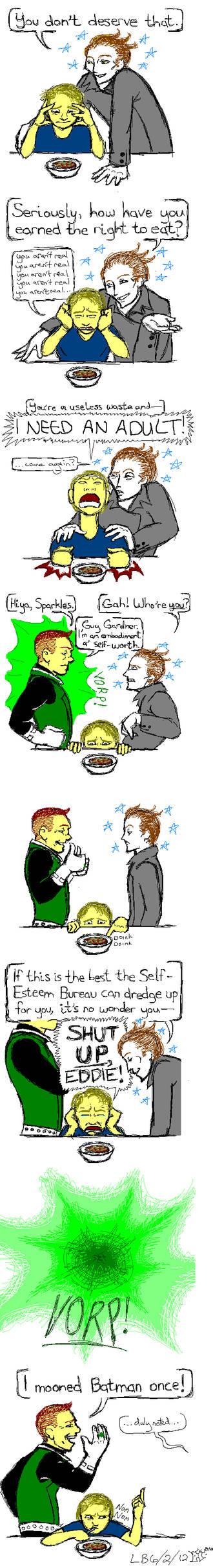 Edward Cullen Adventures pg. 3