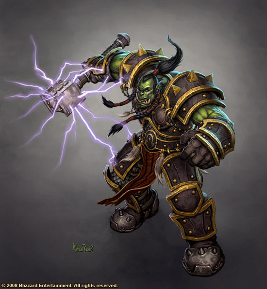 Thrall by Arsenal21