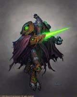 Starcraft: Zeratul by GlennRaneArt