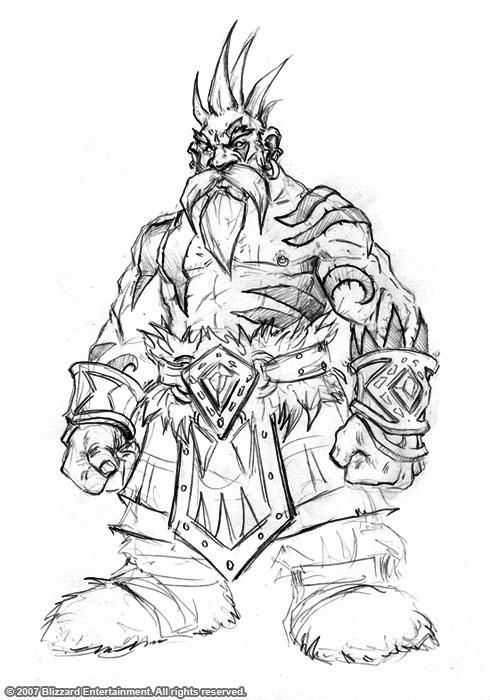 Iron Dwarf 2 by Arsenal21