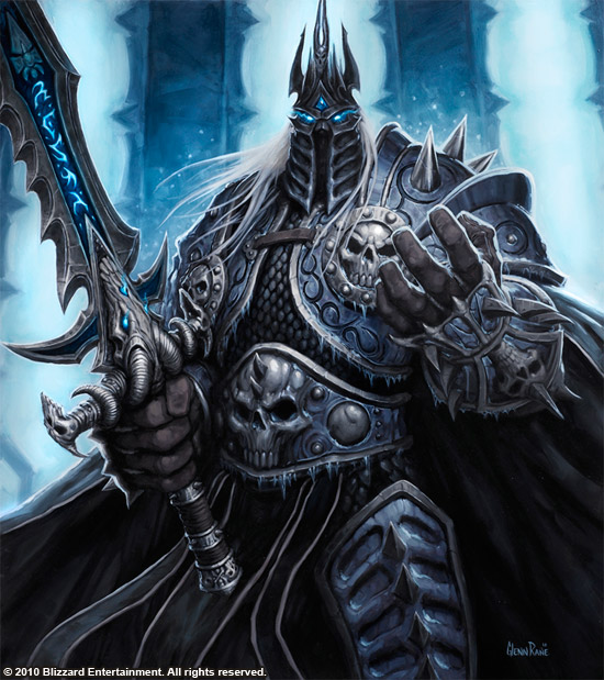 The Lich King by Arsenal21
