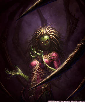 Kerrigan: Queen of Blades