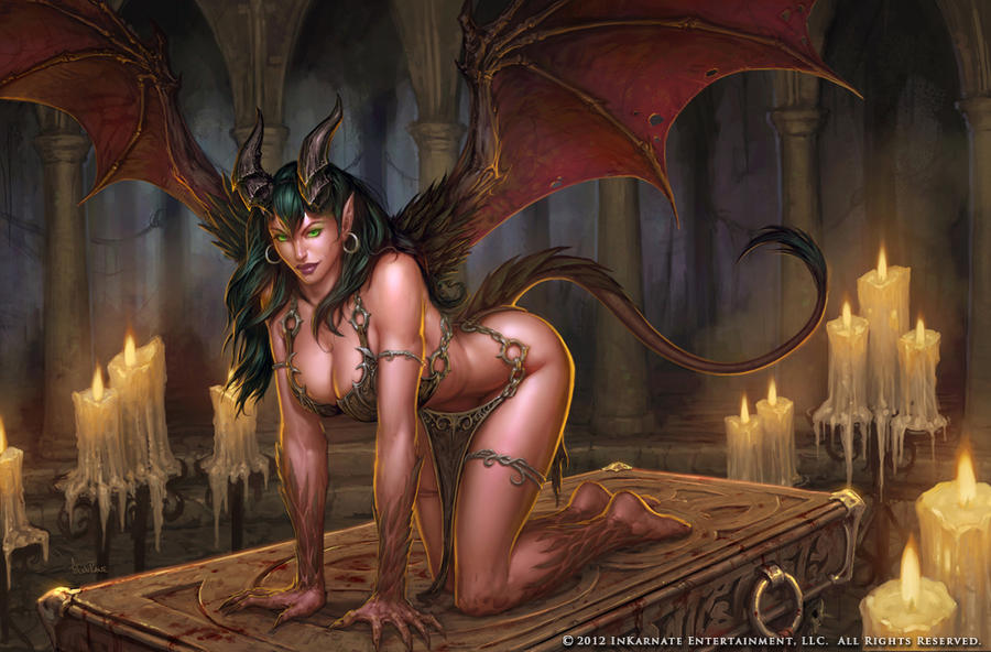 Succubus by Arsenal21
