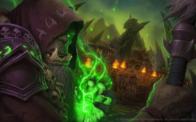 Fury of Hellfire 6.2 Art by Glenn Rane