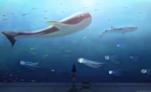 Aquarium by ngocthanh1103