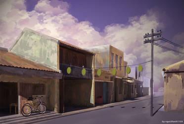 Emty Street