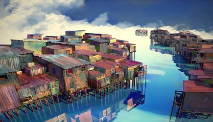 Stilt Houses
