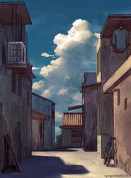 Alley 3
