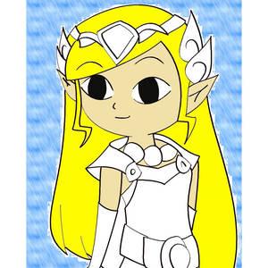 Zelda WIP