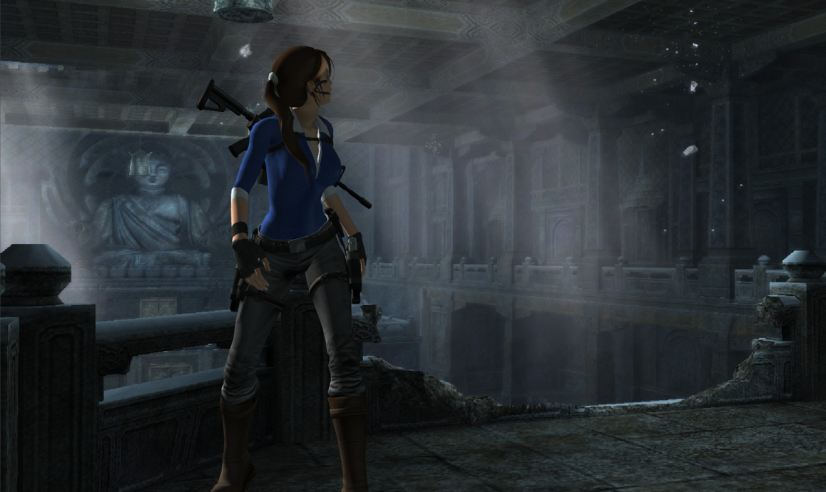 tomb raider legend nepal