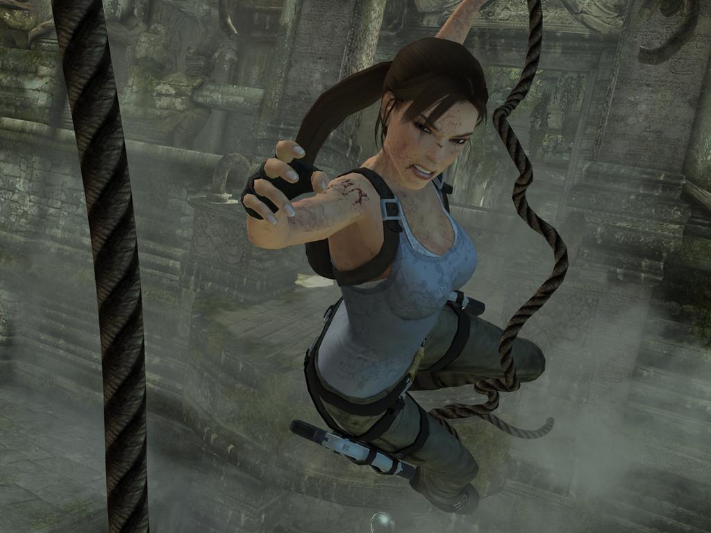 Tomb Raider Reborn vol1 by sk8terwawa