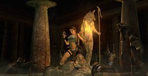 Tomb Raider IV - Burial Chambers