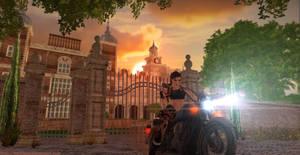 TR III -Croft Manor