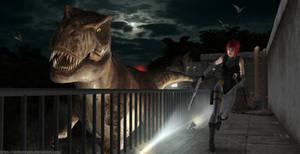 Dino Crisis - T-Rex