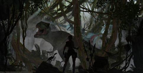 TRIII - Crash Site - Boss fight by sk8terwawa