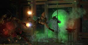Tomb Raider II  - Floating Islands