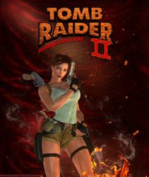 Tomb Raider 2 - cover 2021