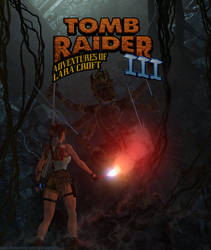 TombRaiderIII - Temple Ruins