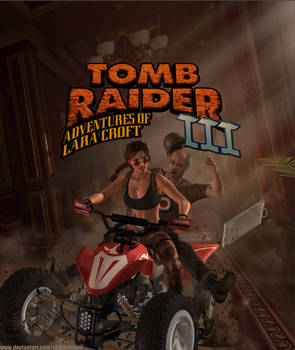 Tomb Raider III - Croft Manor