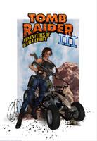 Tomb Raider 3 Nevada Desert