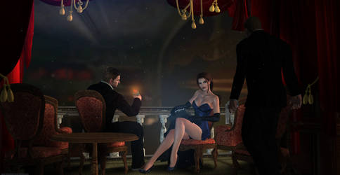 Tomb Raider 5 - Opera scene 1