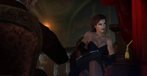 Tomb Raider 5 - Opera scene 2