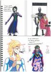 Dark Knight vs Frozen