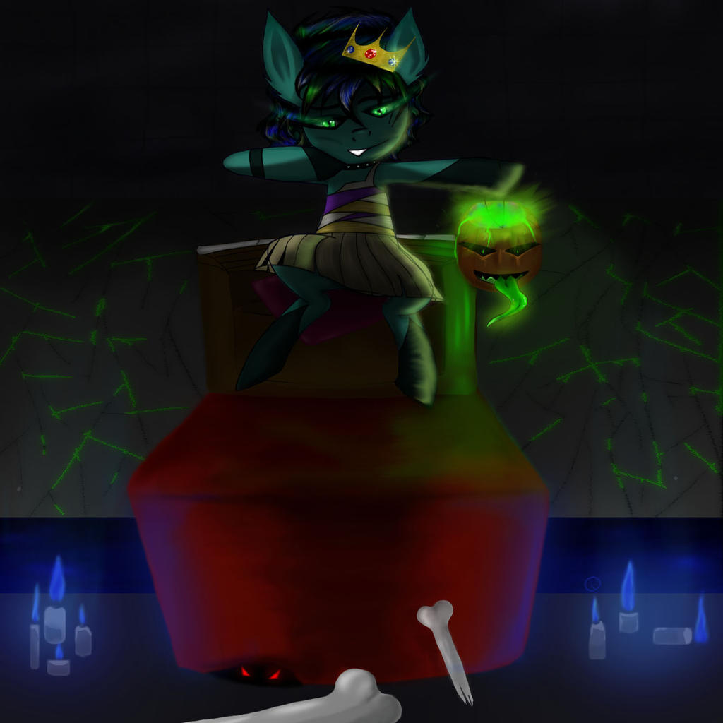 Let's play Trick or Treat by RuffyLuffyMuffy