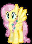 Crystal Fluttershy