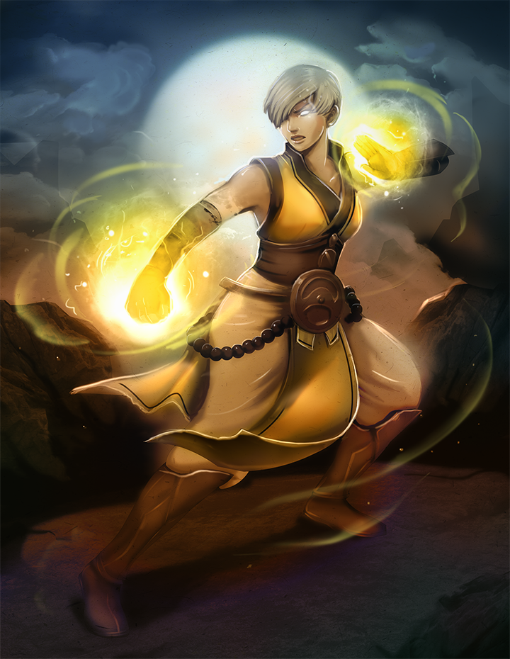 Diablo 3 Monk by Diane6884
