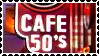 Stamp CAFE 50's by Phoum-ew