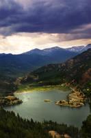 The Lake by silverdoves