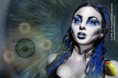 The future is blue by Neur0tribal
