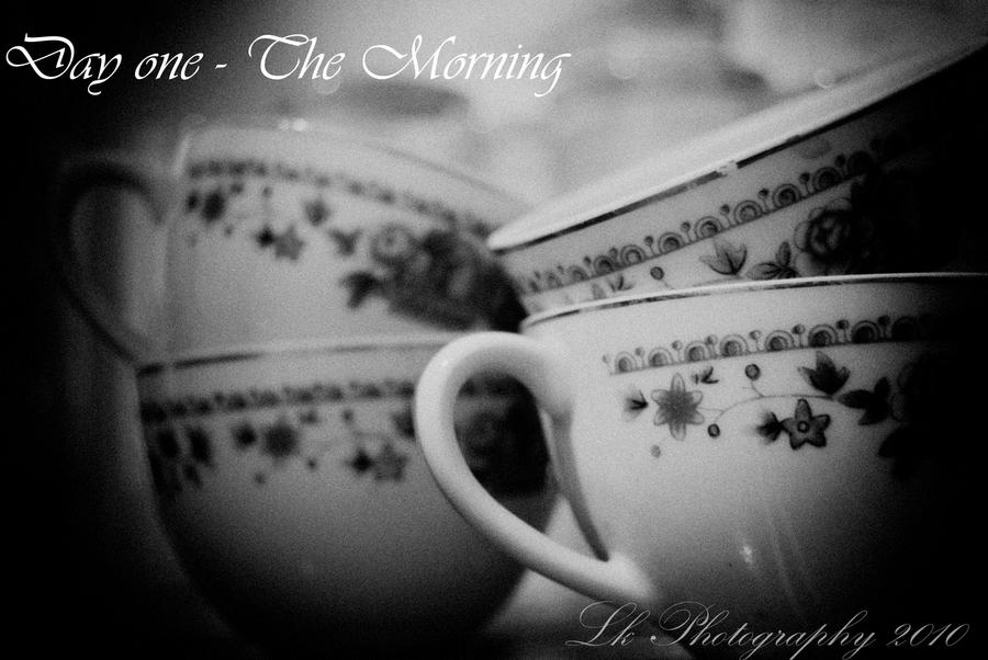 day one - the morning by Lk-Photography