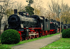 Locomotive Museum by Lk-Photography