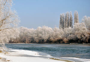 winterscape by Lk-Photography