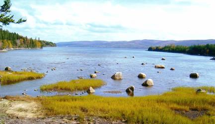 Saint Anne's Bay, Cape Breton, Nova Scotia