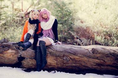 Winter Wonderland feat. See-U and Luka by pri-cos