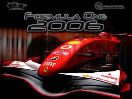 F1-2006 Splash screen by TheDahie